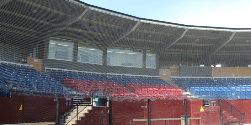 Stage 1 Spitz Stadium Lethbridge