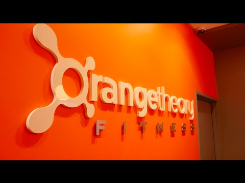 Orange theory gym in Medicine hat